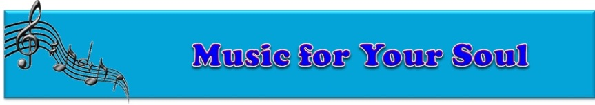 Music For Your Soul Banner