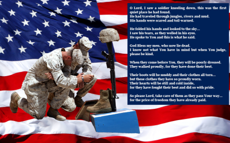 A Soldier's Prayer