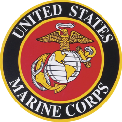 United States Marine Corp Shield