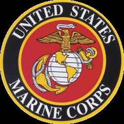 United States Marine Corp Shield