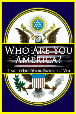 Who Are You America Front Cover