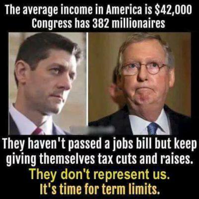 Congress has 382 millionaires
