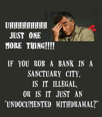Sanctuary Cities and Undocumented Withdrawals