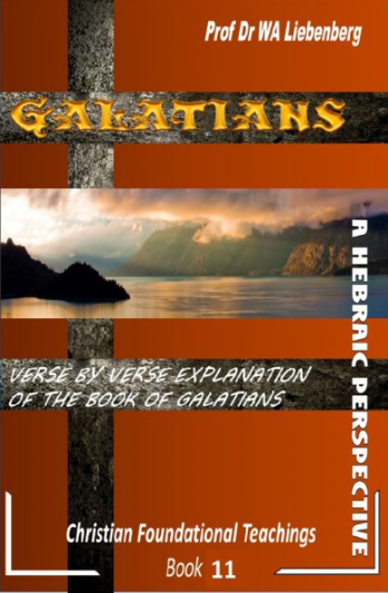 Galatians--Verse by Verse Explination