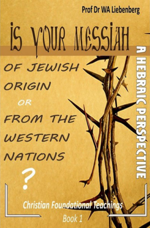 Is Your Messiah of Jewish Origins