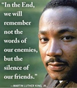 Quote from Dr. Martin Luther King Jr