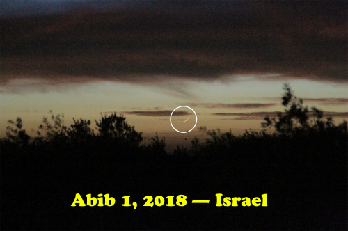 New Moon Abib 1 for 2018-small