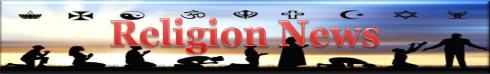 Religion News Banner