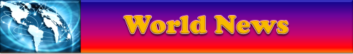 World News Banner