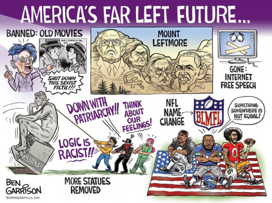America's Far Left Future