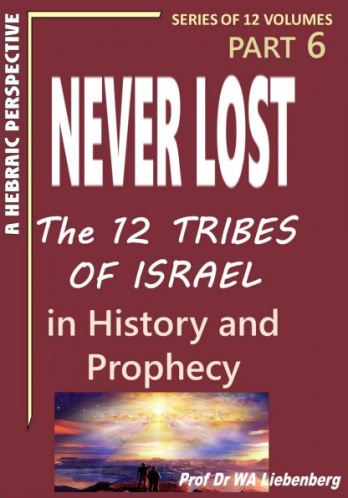Never Lost -- The Twelve Tribes of Israel -- Mysteries in History and Prophecy! Book 6