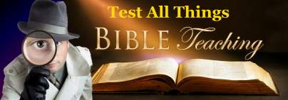 Bible Teaching Banner
