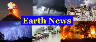 Earth News Banner