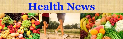 Health News Banner