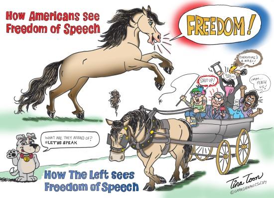 freedom-of-speech-horse-Tina-Toon