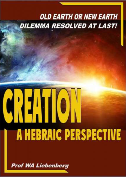 Creation-A Hebraic Perspective