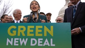 AOCGreenNewDeal