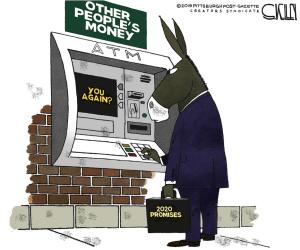Democrats--Other People's Money