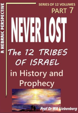Never Lost -- The Twelve Tribes of Israel -- Mysteries in History and Prophecy! Book 7