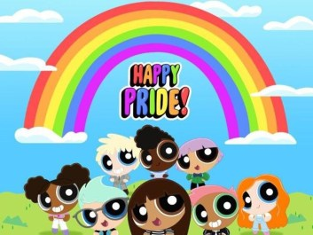 Cartoon Network Pride Happy