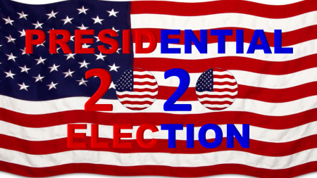 Presidential 2020 Election Banner