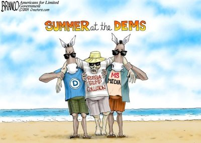 Summer at the Dems