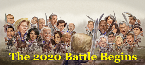 The 2020 Battle Begins
