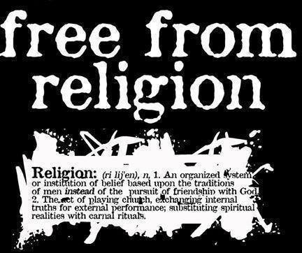 Free From Religion