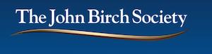 The John Birch Society Banner