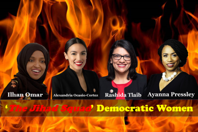 The Squad - Democratic Women