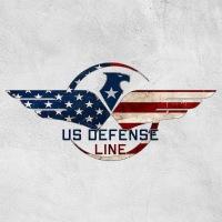 U.S. Defense Line Banner