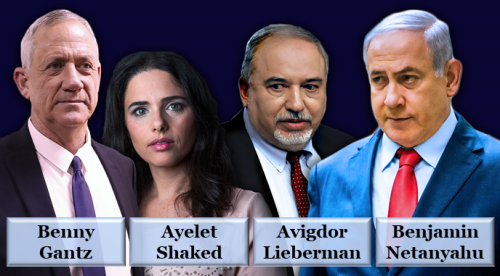 Israeli Prime Minister Elections for 2019