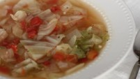 Healing Cabbage Soup
