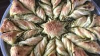 Pesto Puff Pastry Pinwheel