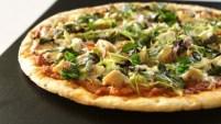 Vietnamese Spring Roll Pizza