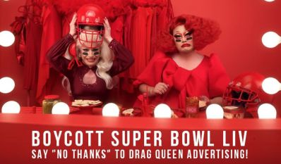 Boycott Super Bowl LIV