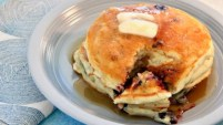 Lemon-Blueberry Pancakes