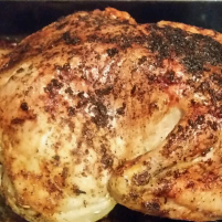 Roasted Lemon Herb Chicken